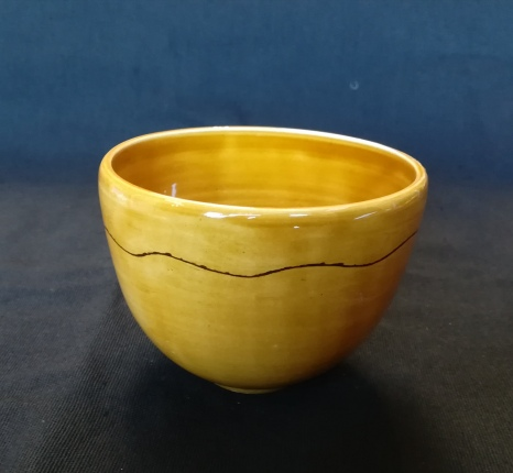 tasse, faïence, 10 cm